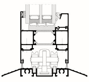 Frontale MB86 Foldline